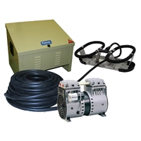 Kasco Marine RA1 - Robust-Aire Aquatic Aeration System w/ Base Cabinet Mount