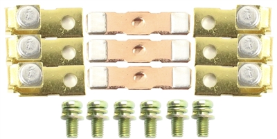 REPLACEMENT 3POLE CONTACT KITS ABB ASEA EHCK80-3 KZ80 EH80 CONTACTOR