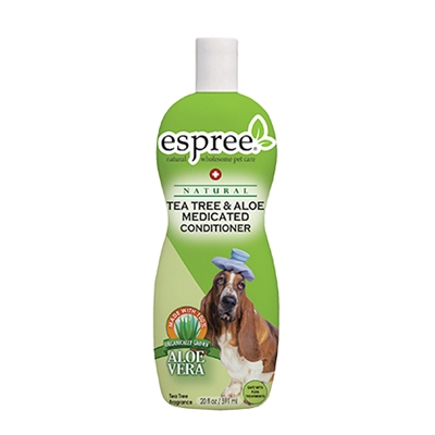 Tea Tree & Aloe Medicated Shampoo