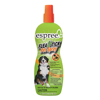 Flea & Tick Pet Spray