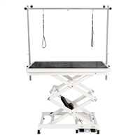 Flying Pig Super Low Electric Grooming Table