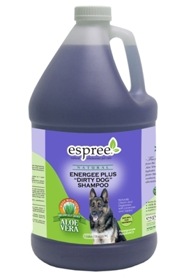 "Energee Plus ""Dirty Dog"" Shampoo Gallon"