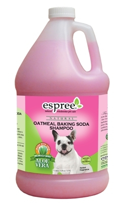 Oatmeal Baking Soda Shampoo in Gallon