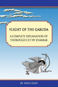 Flight of the Garuda by Zhabkar