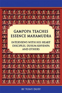 Gampopa Teaches Essence Mahamudra