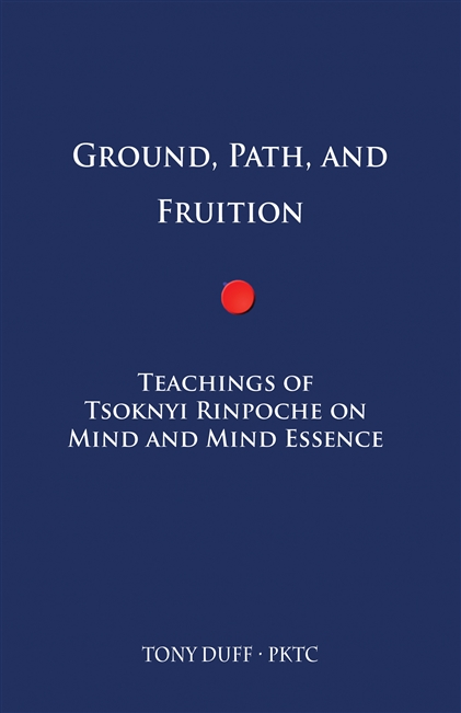 Ground, Path, and Fruition Teachings of Tsoknyi Rinpoche