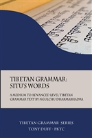Tibetan Grammar: Situ's Words