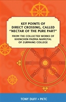 "Key Points of Direct Crossing, called ""Nectar of the Pure Part"""