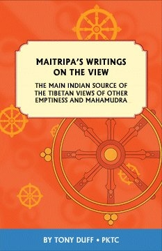 Maitripa's Writings on the View