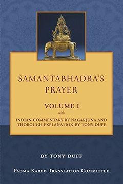Samantabhadra's Prayer with Commentaries, Volume I