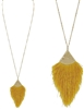 Tassel Tapered Necklace