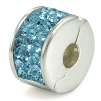 March Ice Birthstone Lock