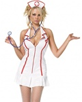 L83050X - Plus size Nurse Costume
