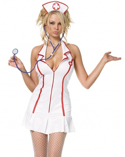 wholesale plus size nurse costume - l83050x