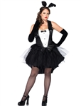 Wholesale Plus size Tux & Tails Bunny Costume