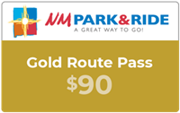 Gold Route Pass