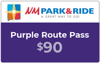 Purple Route Pass