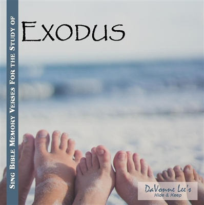 Exodus: Bible Memory Cd