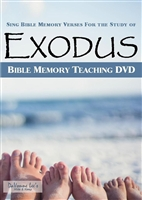Exodus: Bible Memory Teaching DVD