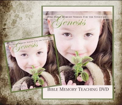 Genesis Combo 2: Bible Memory Cd & Teaching DVD