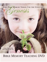 Genesis: Bible Memory Teaching DVD