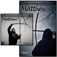 Matthew Combo 2: Bible Memory Cd & Teaching DVD