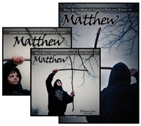 Matthew Combo 3: Bible Memory Cd, Scripture Portion, Teaching DVD