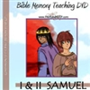 I & II Samuel Bible Memory Teaching DVD: 1984 NIV