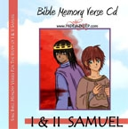 I & II Samuel Bible Memory Cd: 1984 NIV