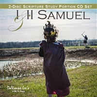 I & II Samuel: Scripture Study Portion 2-Disc Cd Set