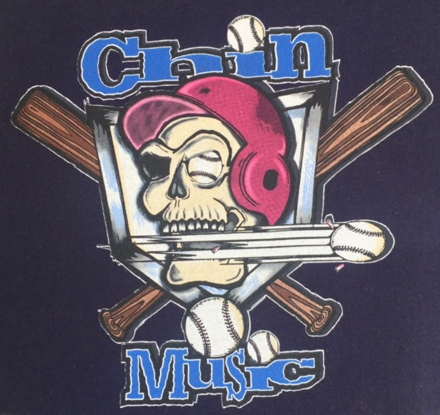 Chin Music Navy