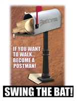 If You Want To Walk Become A Postman Tee
