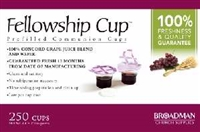 Fellowship Cup PreFilled Communion Cups (250 Count). Save 15%. TEMPORARILY OUT OF STOCK