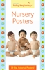 Baby Beginning's Nursery Posters. Save 20%.