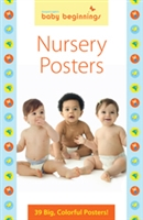 Baby Beginning's Nursery Posters. Save 10%.