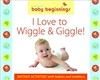 Baby Beginning's I Love to Wiggle & Giggle! Instant Activities.  Save 20%.
