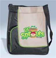 Lil' Sprouts Club Tote Bag.  Save 10%.