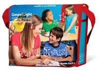 Gospel Light Grades 3-4 Teacher's Classroom Quarterly Kit. Save 10%.