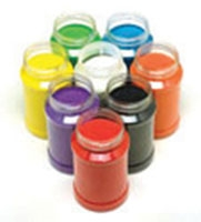 Concordia Rainbow Craft Sand. Pack of 8