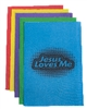 Concordia Jesus Loves Me Team Identifiers (Pkg of 10).  Save 5%.