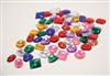 Concordia Jumbo Adhesive Jewels. Pack of 100.  Save 5%.