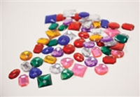 Concordia Jumbo Adhesive Jewels. Pack of 100.