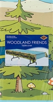 Woodland Table Cover. SAVE 50%.