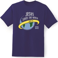 Miraculous Mission T-Shirt, Adult XXXL. Not returnable. Save 50%