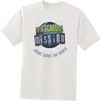 Miraculous Mission T-Shirt Iron-Ons (Pack of 10).  Save 50%.