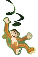 Monkey Swirls. Package of 5 - Rainforest Explorers VBS 2020. Save 50%