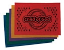 God's Wonder Lab Child of God Team Identifiers (Pkg of 10)  by Concordia Publishing - VBS 2021