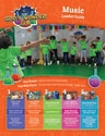 God's Wonder Lab Music Leader Guide by Concordia Publishing - VBS 2021