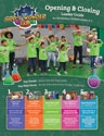 God's Wonder Lab Opening & Closing Leader Guide by Concordia Publishing - VBS 2021
