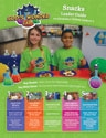 God's Wonder Lab Snack Leader Guide by Concordia Publishing - VBS 2021